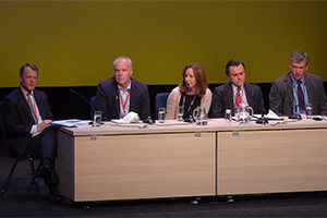 Panel discussion: what leadership is needed to put social justice at the heart of the curriculum?